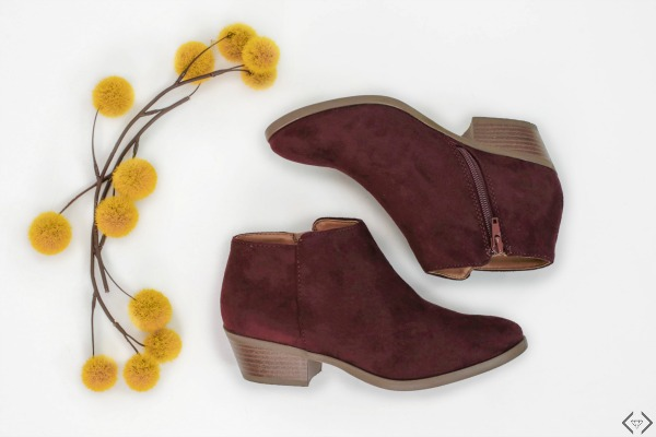 $15 off Booties (Everything Under $35)