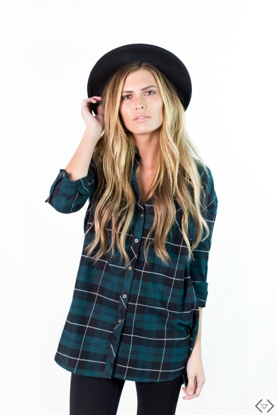 $10 off Flannels & Chambrays