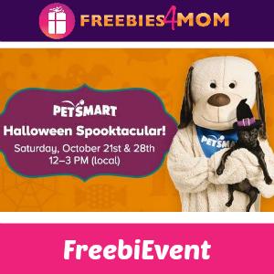 Free Halloween Spooktacular at PetSmart