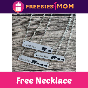 Free Mama Bear Necklace ($19.99 Value)