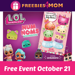 Free Num Noms Trading Event at Toys R Us