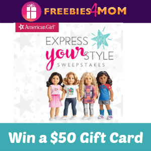 Sweeps American Girl Express Your Style