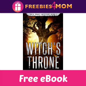 Free eBook: The Witch's Throne ($4.99 Value)