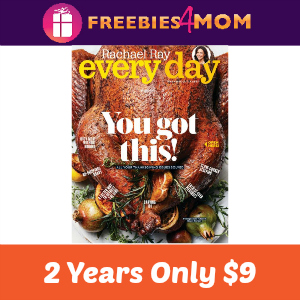 2 Years of Rachael Ray Every Day only $9