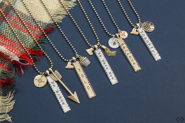 $11.99 Charm Necklaces ($24.95 Value)