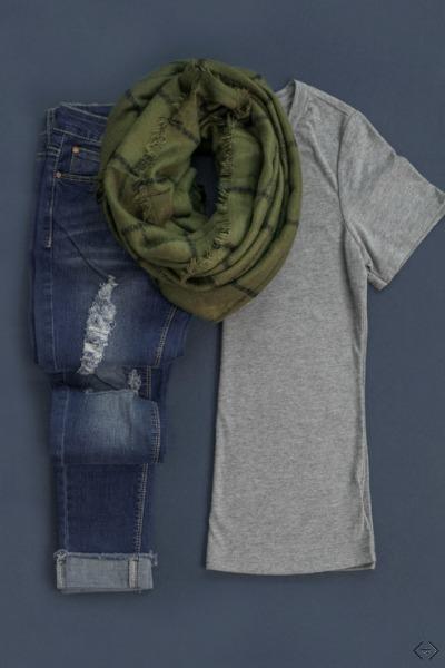 2 Blanket Scarves $20 ($50 Value)