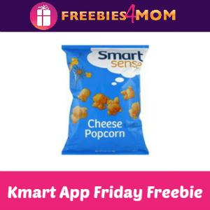 Free Popcorn at Kmart