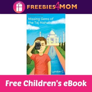 Free Kid's eBook: Missing Gems of the Taj Mahal