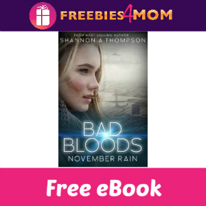 Free eBook: Bad Bloods ($4.99 Value)