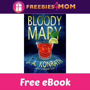 Free eBook: Bloody Mary ($4.99 Value)