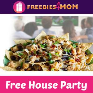 Free House Party: Kikkoman Big Game