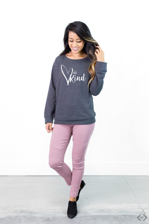 $21.95 Be Series Graphic Sweatshirts