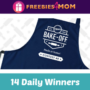 Sweeps Pillsbury Bake-Off (14 Daily Winners)