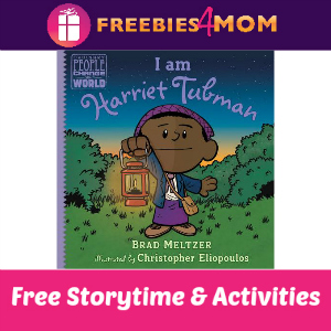 Harriet Tubman Storytime at Barnes & Noble