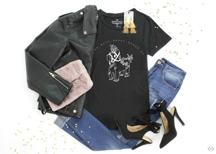 Pinata Graphic T-shirt $16.95