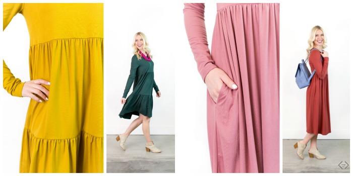 40% off Dresses (Starting under $20)