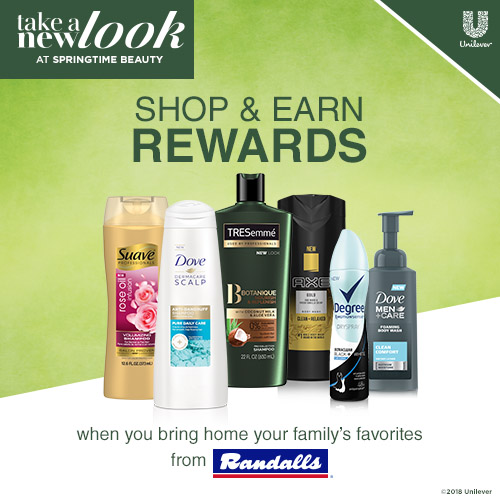 Take a New Look at Randalls: Sweepstakes & Deal