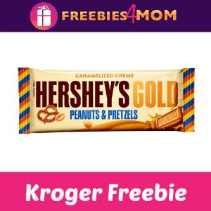 Free Hershey Gold Bar at Kroger