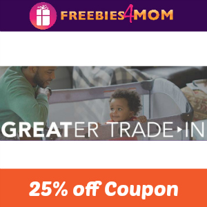 25% Coupon when you 'Trade-In' at Toys R Us