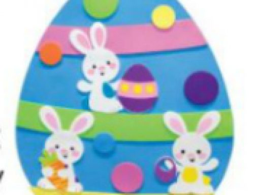🐰Free Easter Coloring Pages