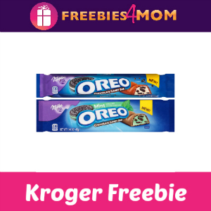 Free Oreo Candy Bar at Kroger