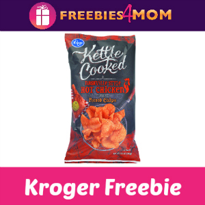 Free Kroger Kettle Chips