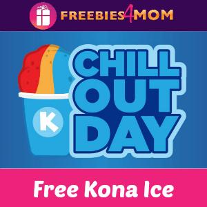 Free Kona Ice April 17