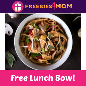 BOGO Free Lunch Bowl at P.F. Chang's