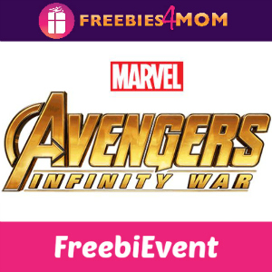 Free Super Hero Event at JCPenney April 18