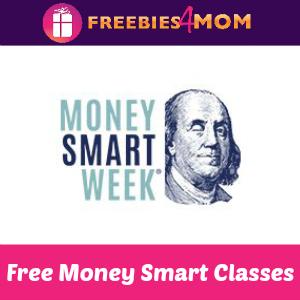 Free Money Smart Classes April 21-28