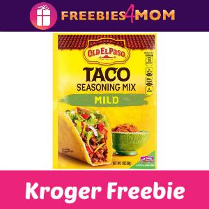 Free Old El Paso Seasoning Mix at Kroger
