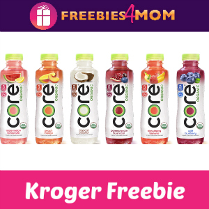 Free Bottle of CORE Hydration at Kroger
