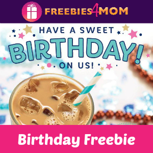 Free Iced Coffee at Cinnabon on Birthday