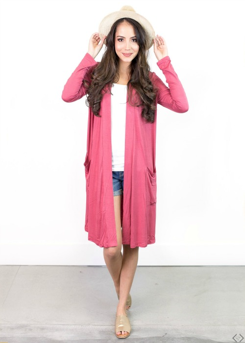 $10 off Duster Cardigans