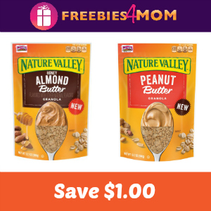 Coupon: $1.00 off Nature Valley Granola