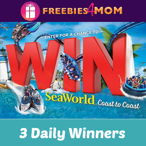 Sweeps Coca-Cola SeaWorld Tickets