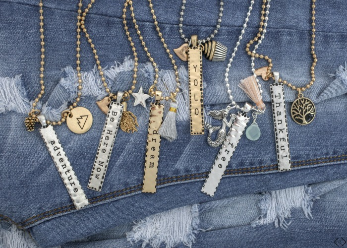 $11.99 Charm Necklaces ($19.95 Value)