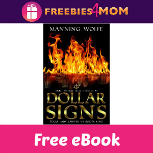Free eBook: Dollar Signs ($2.99 Value)