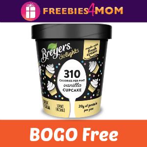 Coupon: BOGO Free Breyers Delights