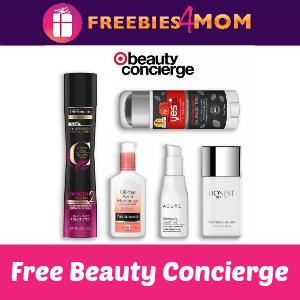 Free Target Beauty Concierge Aug. 4