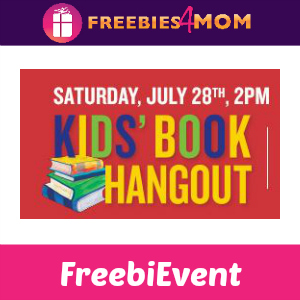 Free Kids' Book Hangout at Barnes & Noble