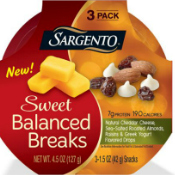 Sargento Sweet Snacks