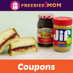 Coupons: Save on Jif & Smucker's