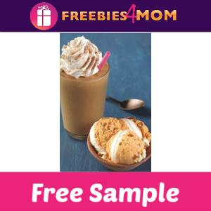 Free Sample Pumpkin Cheesecake Cappuccino Blast
