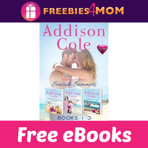 Free eBook: Sweet with Heat Books 1-3
