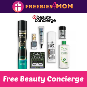 Free Target Beauty Concierge Oct. 6