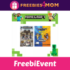 Free Minecraft Event at Target Sept. 22