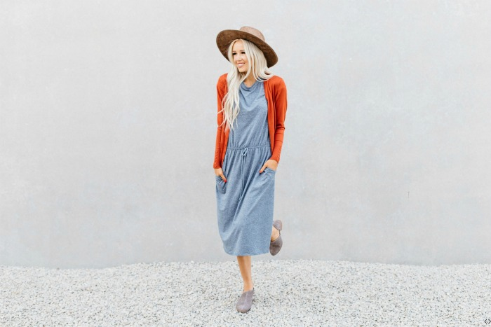 40% Off Every Day Dress (Final Price $29.97)