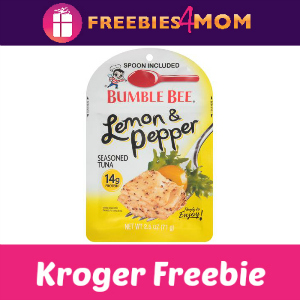Free Bumble Bee Tuna Pouch at Kroger