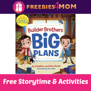 Barnes & Noble Builder Brothers Storytime